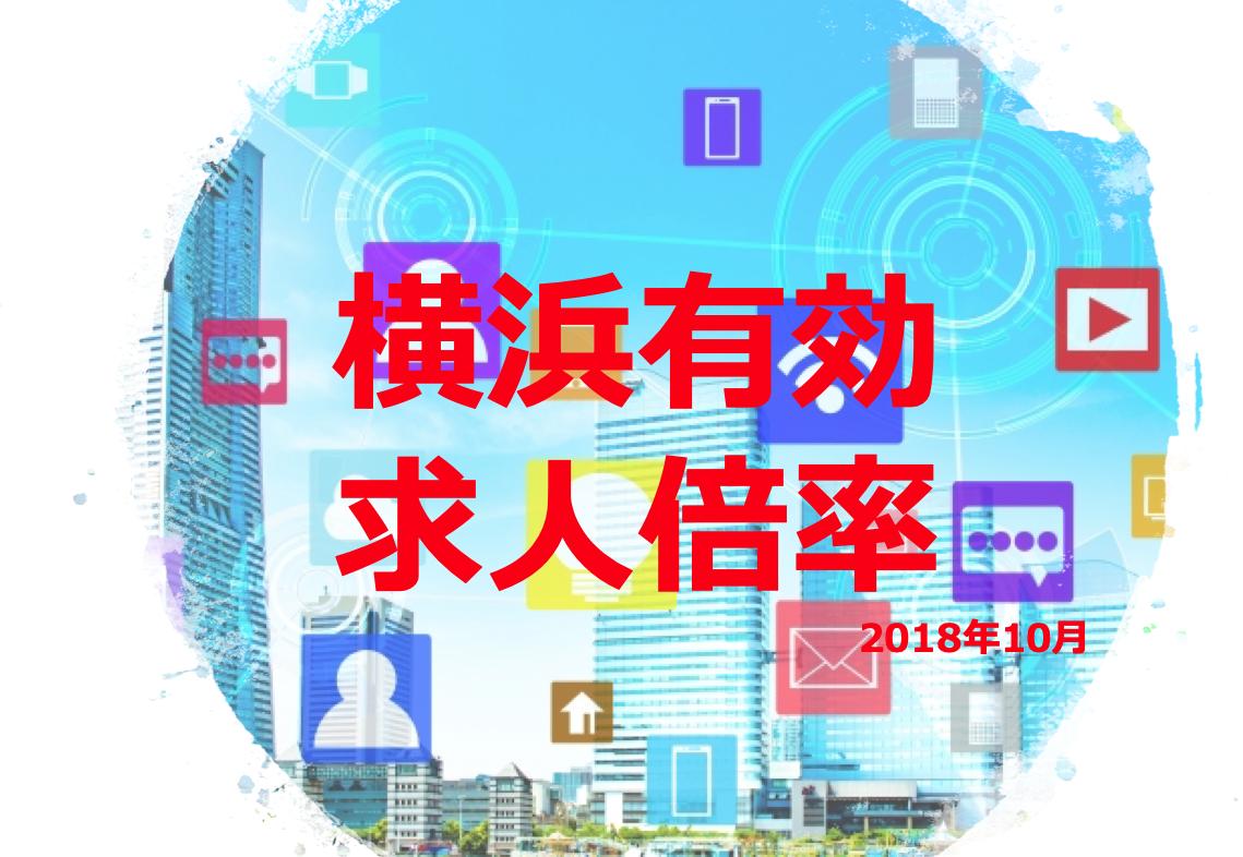 横浜有効求人倍率 転職エージェント